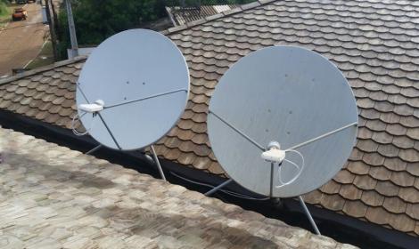Antena Banda Ku